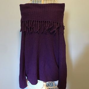 Chico's Purple Sweater